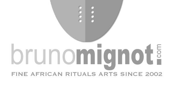 Galerie Bruno Mignot - Arts Premiers et Arts Primitifs Africains