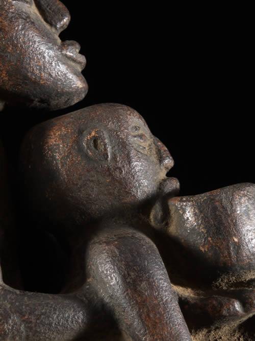 Maternite en pierre - Verre ? - Nigeria