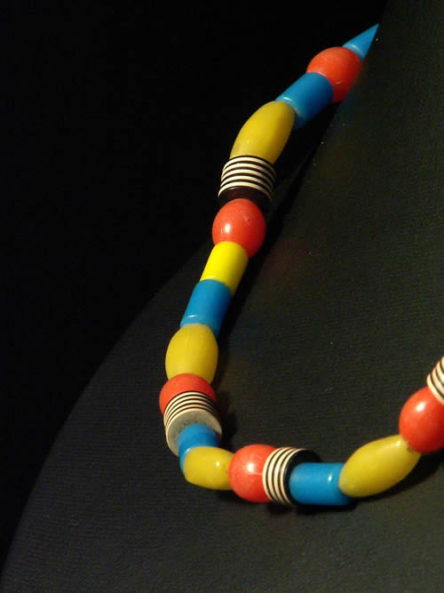 Collier metal - Afar - Ethiopie - Colliers