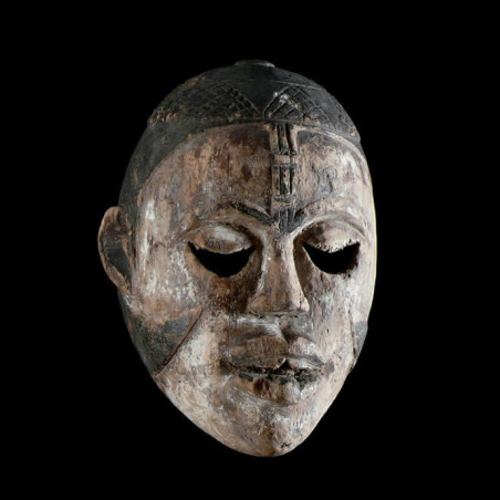Masque rituel - Kongo Yombe...