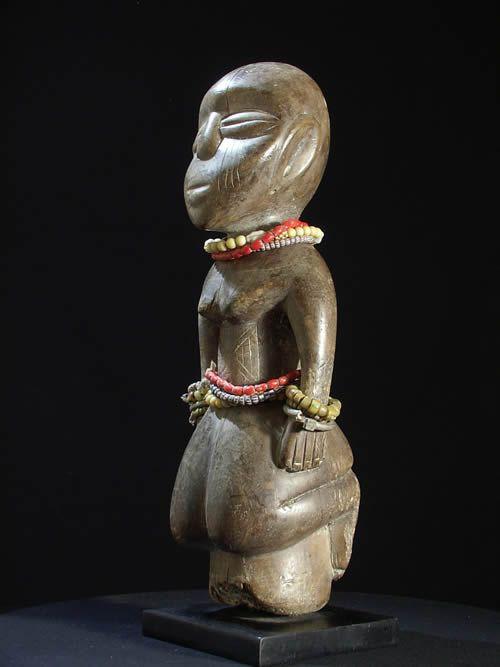 Statue d'ancetre - Ethnie Bariba - Benin - Art Africain