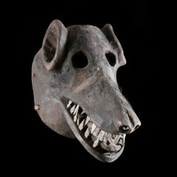Masque Hyenne du Koma -...