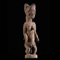 Statuette Adjamou - Dan -...