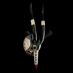 Masque Antilope Wan-Nyaka -...