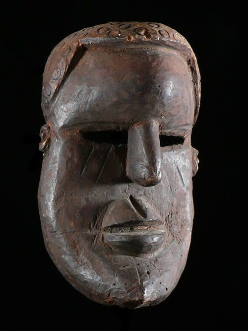 Masque facial - Baga - Sierra Leone / Guinee