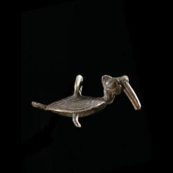 Pendentif amulette toucan -...