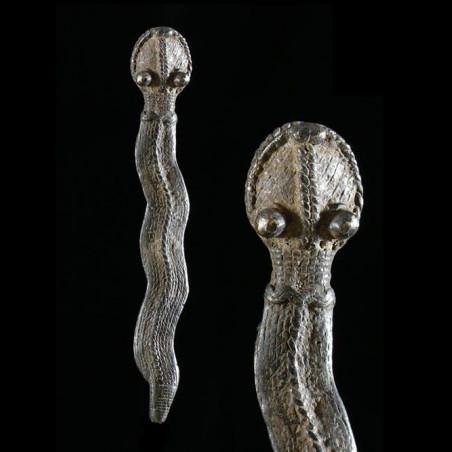 Pendentif serpents Debira -...