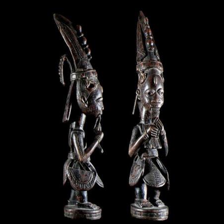 Statue Eshu Elegba - Yoruba...