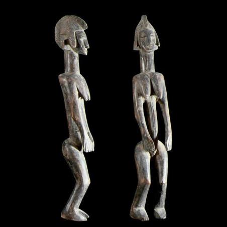 Statue Feminine Nakomse -...