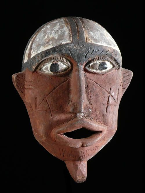 Masque Anthropomorphe - Bobo Fing - Burkina Faso