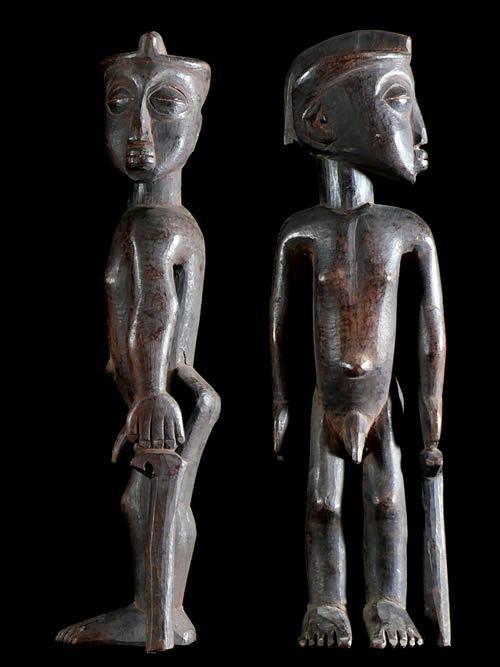 Statue Colon - Photo Africaine - Lobi - Burkina Faso
