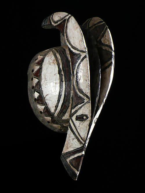 Masque Antilope Polychrome - Mossi - Burkina Faso