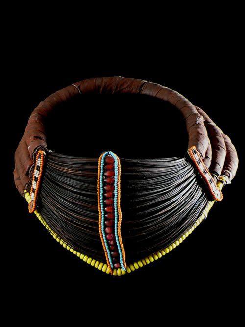 Collier de mariage Mpooro Engorio - Rendille - Kenya