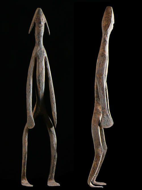 Statue Iagalagana Fer - Mumuye - Nigeria - Statues africaines