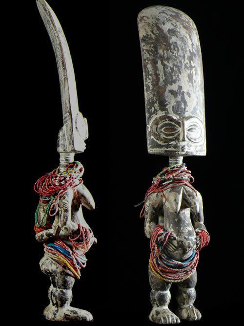 Poupee de fecondite - Fanti - Ghana - Poupees africaines