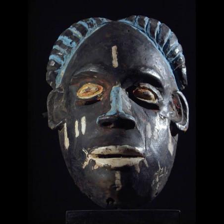 Masque ancien Igbo porte -...