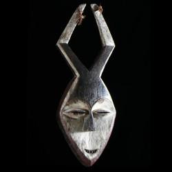 Masque Ekuk Antilope- Kwele...