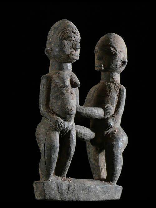 Statue Bateba Betise - Lobi - Burkina Faso