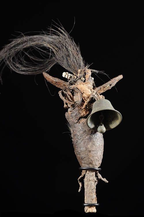 Amulette de feticheur Vodoun - Fon - Benin