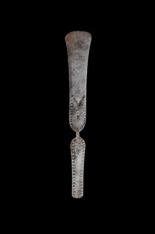 Couteau de scarification - Kuba / Bakuba - Rdc Zaire