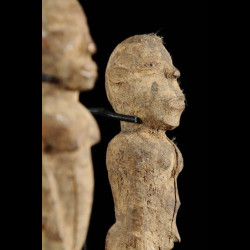 Couple ancestral - Lobi -...