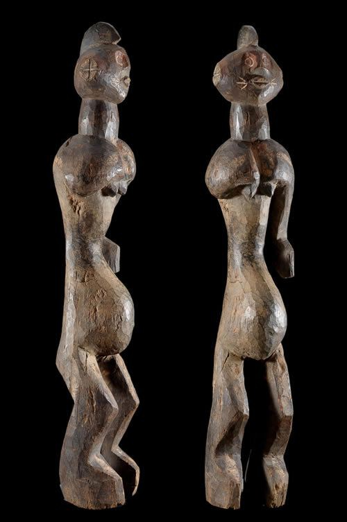 Statue Iagalagana Maladie - Mumuye - Nigeria - Statues africaine
