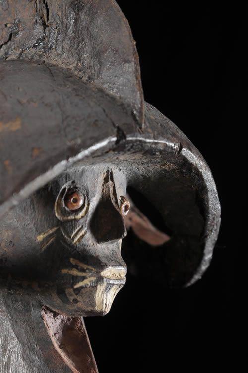 Masque Epaules Sukwava - Mumuye / Karim - Nigeria