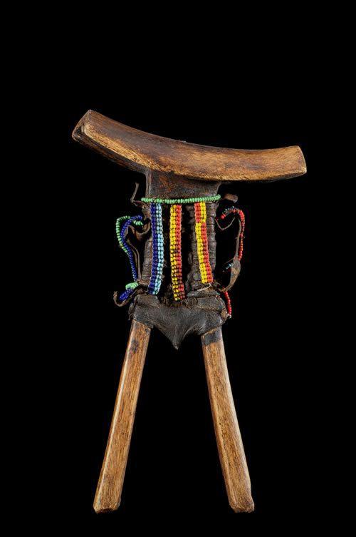 Appuie Nuque - Pokot - Ethiopie