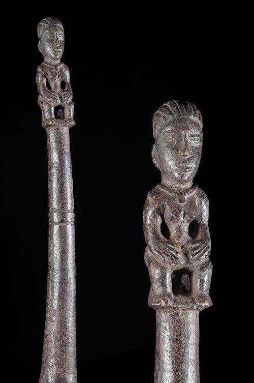 Canne de Danse ou Sceptre - Lobi - Burkina Faso