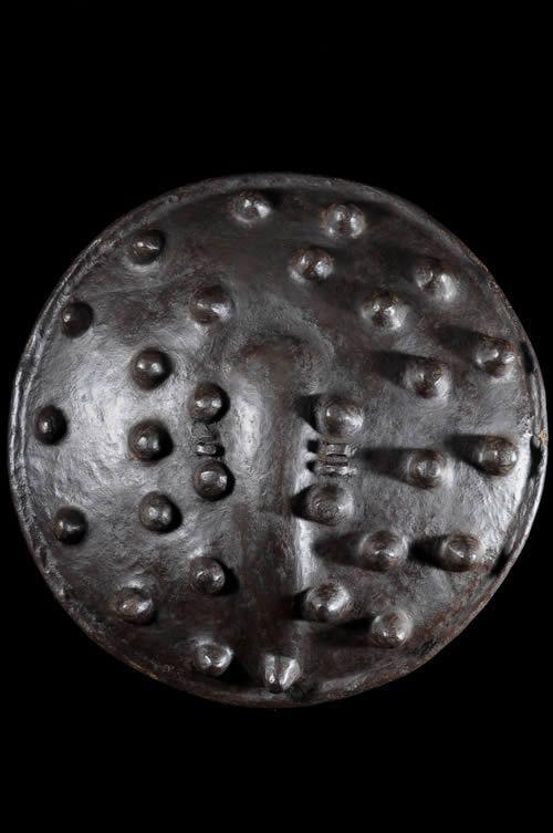 Bouclier a boules - Ometo / Amarro - Ethiopie