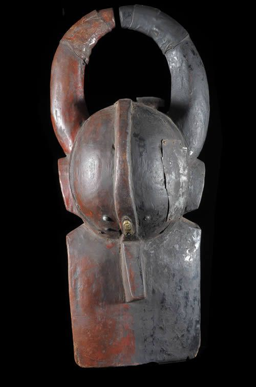 Masque Nam Gbalang - Chamba - Nigeria