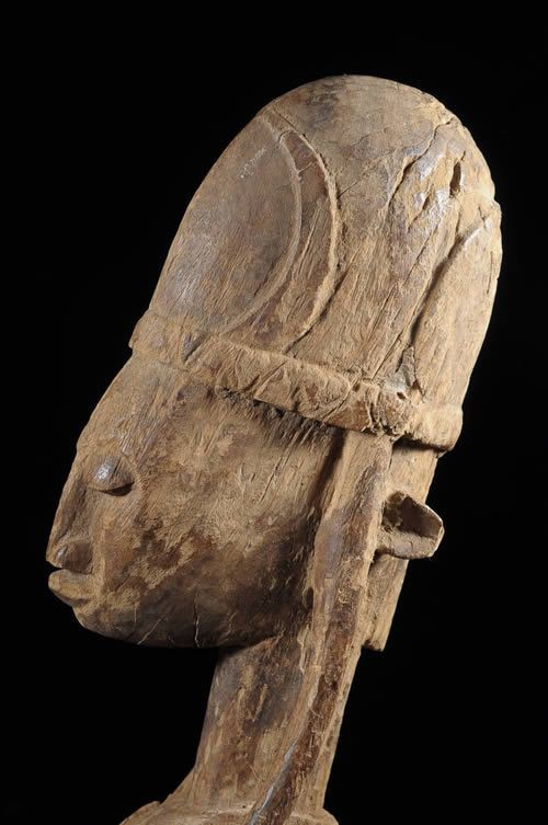 Statue ancestrale masculine - Bambara - Mali