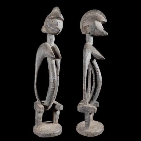 Statue Jonyeleni - Bambara...