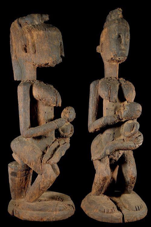 Maternite - Dogon - Mali