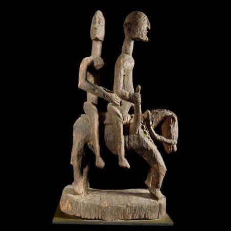 Cavalier et son cheval -...