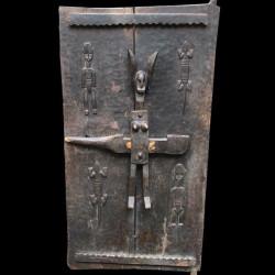 Porte / Volet de grenier -...