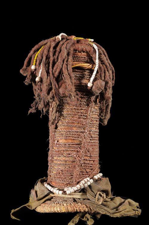 Poupee rituelle - Mwila - Angola