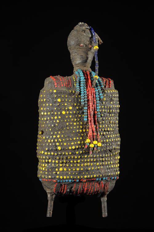 Poupee Namji - Namchi / Dowayo Nigeria / Cameroun