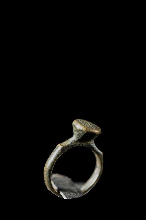 Bague amulette - Dogon - Mali