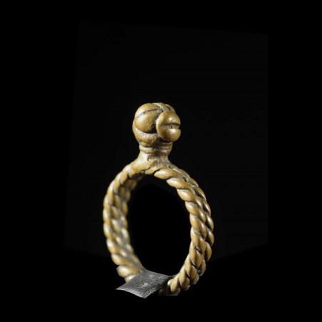 Bague amulette - Lobi -...