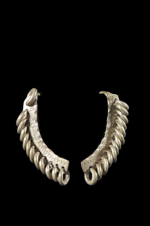 Parure oreilles - Peul / Fulani - Mali