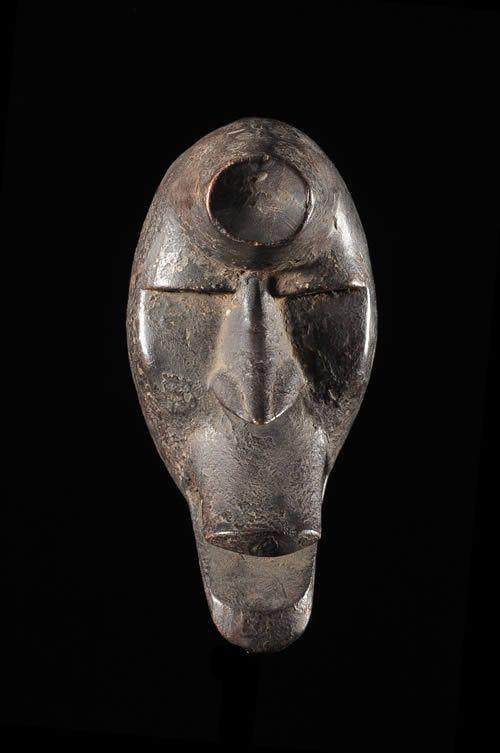 Masque de famille - Kran - Côte d'Ivoire