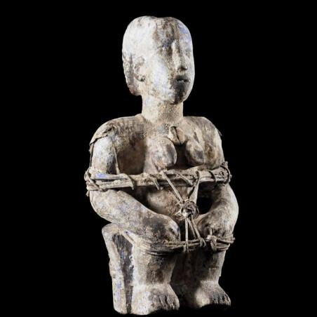 Statuette Vaudou Mami Wata...