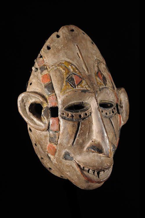 Masque de famille - Ibo - Nigeria
