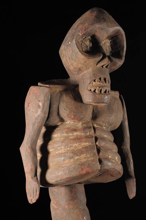 Statue Squelette - Tiv - Nigeria