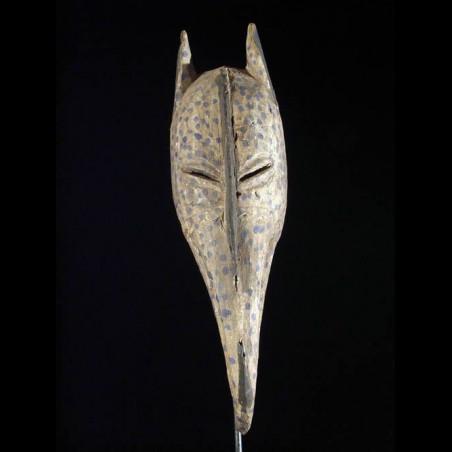Masque Hyenne Calao -...