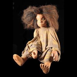 Marionnette Jeune Fille -...