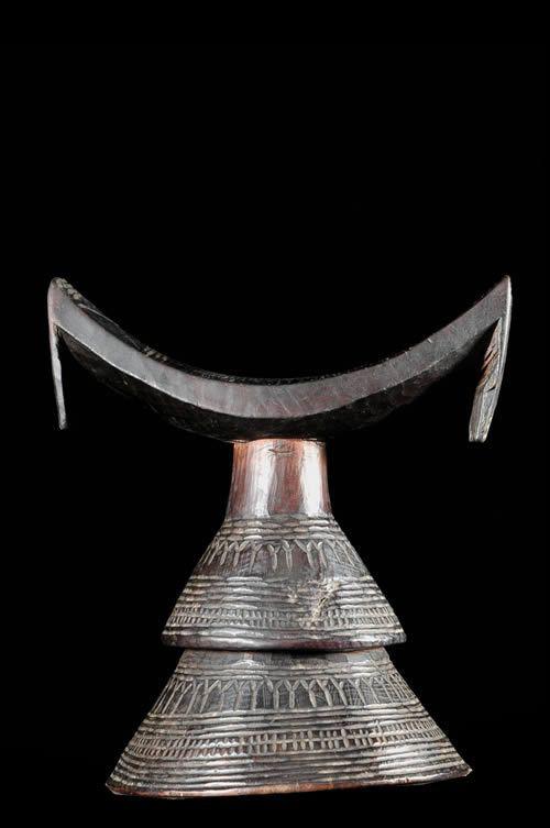 Appuie Nuque - Gurage / Gourague - Ethiopie