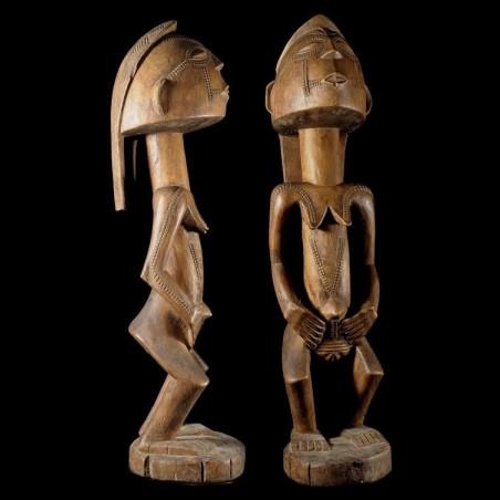 Statue cultuelle - Tabwa -...