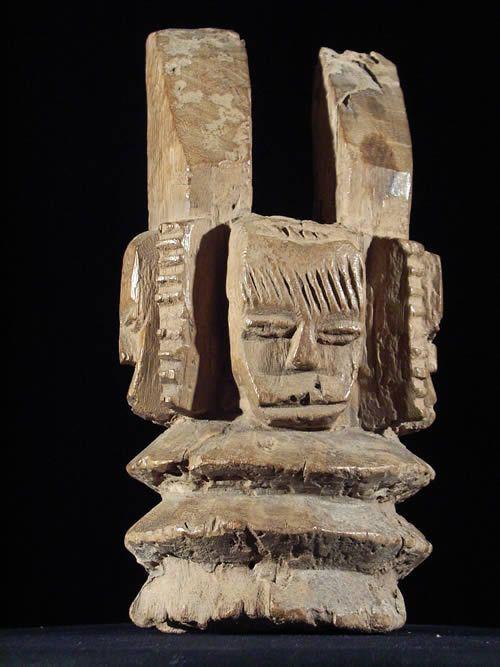 Statuette Ikenga - Ibo - Igbo - Nigeria